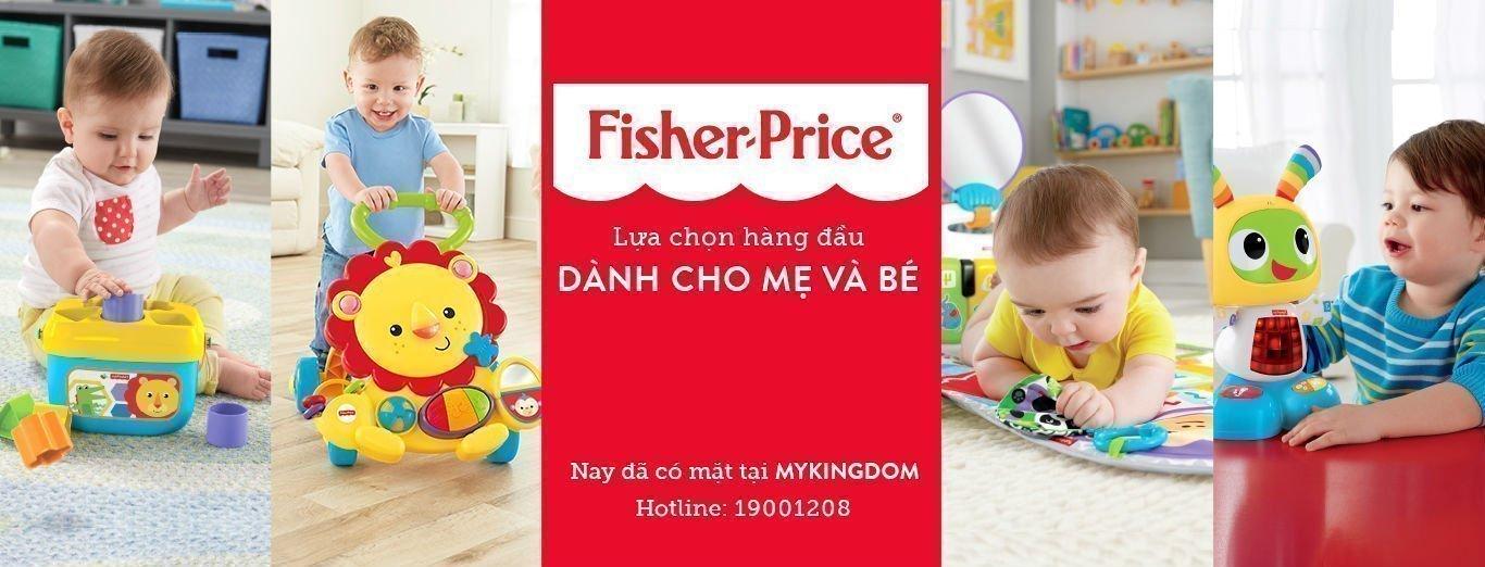 CTKM Fisher Price 19 tháng 4