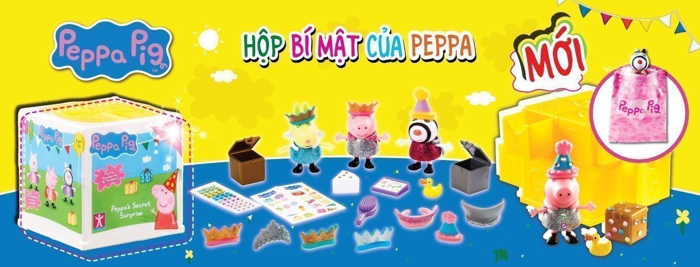 PEPPA PIG KM Tháng 5