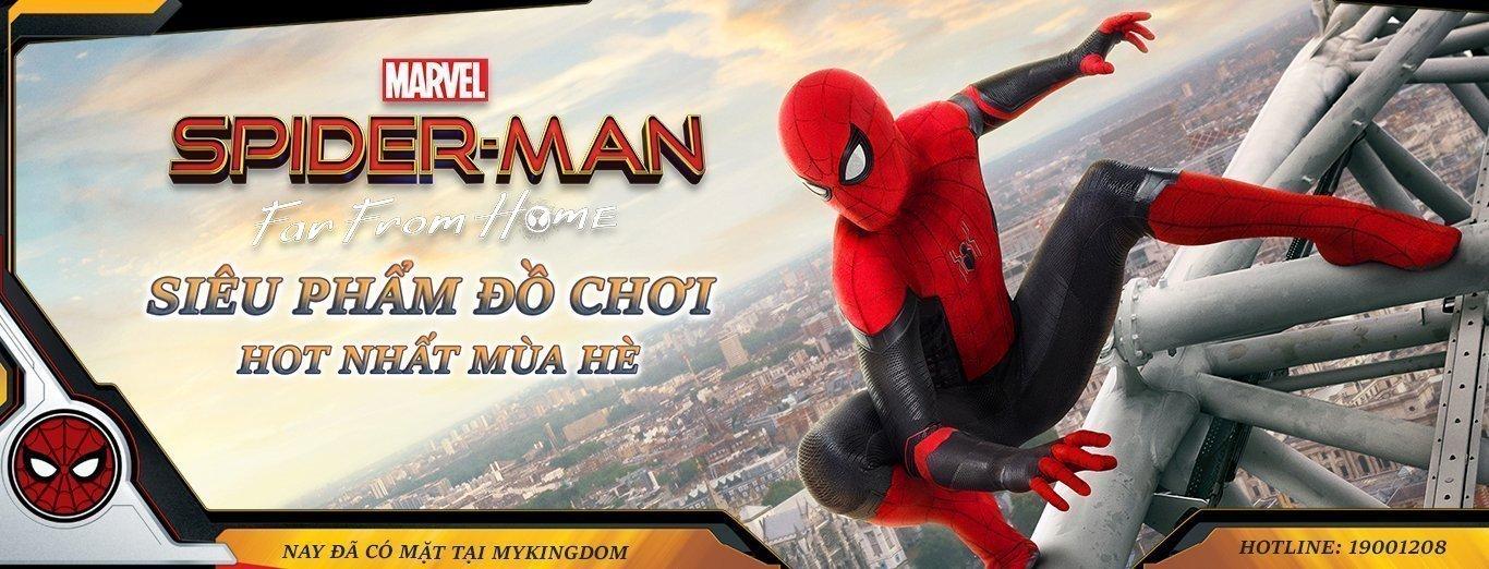 Spiderman tháng 7