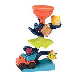 Bộ đồ chơi tháp nước và xe ben chuyên dụng