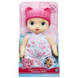 Em bé Sarina nón hồng
