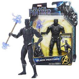 Mô hình Black Panther 15cm cùng trang bị vũ khí