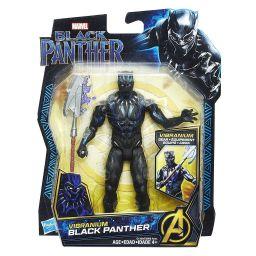 Mô hình Black Panther Vibranium 15cm cùng trang bị vũ khí