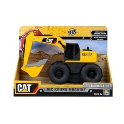 Đồ chơi mô hình CAT - Xe đào đất (có tiếng động cơ)