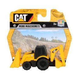 Đồ chơi xe mô hình CAT-Xe xúc đào mini