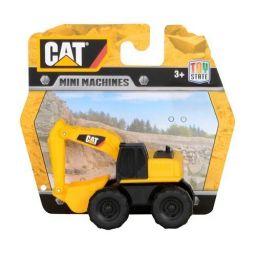 Đồ chơi xe mô hình CAT-Xe đào đất mini