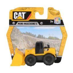 Đồ chơi xe mô hình CAT-Xe xúc 4 bánh mini
