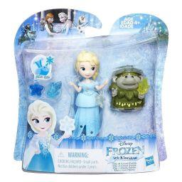 Nữ hoàng Elsa và thần rừng