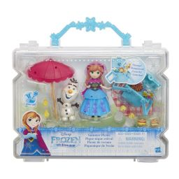 Picnic mùa hè của Olaf và Anna