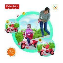 Xe đạp 3 bánh Fisher Price Classic Đỏ