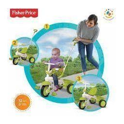 Xe đạp 3 bánh Fisher Price Classic Xanh