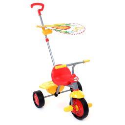 Xe đạp 3 bánh đa năng Glee Plus Đỏ