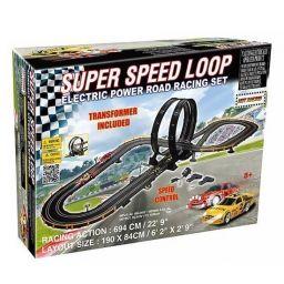 Đồ chơi bộ đường đua vòng quay siêu tốc