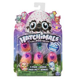 Hatchimals 4 trứng mini S4