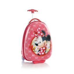 Vali kéo hình Minnies màu đỏ MN14 - 16 inch
