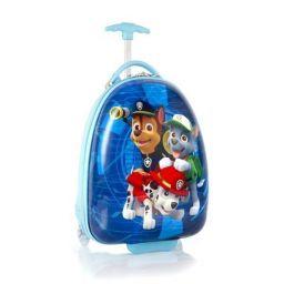 Vali kéo hình Paw Patrol màu xanh dương PL02 - 16 inch