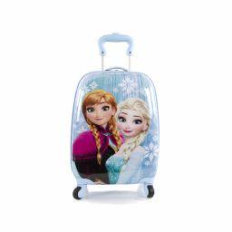 Vali kéo xoay 360 hình nhân vật Frozen-18 inch