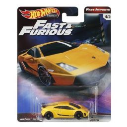 Siêu xe Hot Wheels Fast & Furious LAMBORGHINI GALLARDO LP570