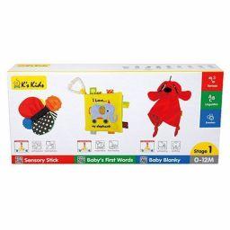 Bộ sản phẩm đồ chơi đầu tiên cho bé