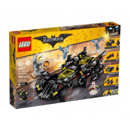 Siêu Xe Batmobile