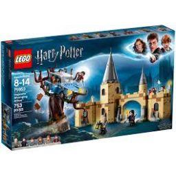 Cây Liễu Roi Tại Hogwarts