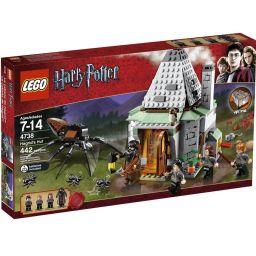 Mô hình lắp ráp Hagrids Hut V29
