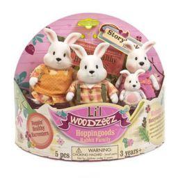 Gia đình Thỏ trắng