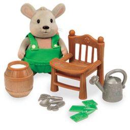 Làm vườn cùng chuột Nibbles