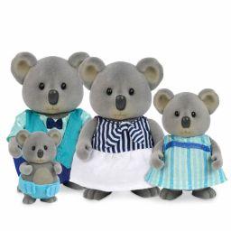 Gia đình chuột túi Koala