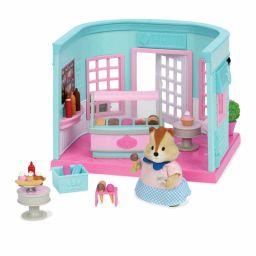 Tiệm kem ngọt ngào