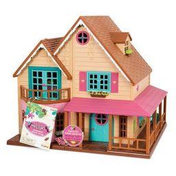 Ngôi nhà gỗ ấm cúng