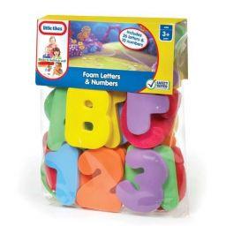 Đồ chơi nhà tắm - bộ học chữ và số