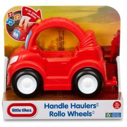 Đồ chơi xe tải Rollo biết hát