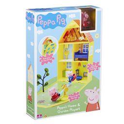 Ngôi nhà và khu vườn nhỏ của Peppa