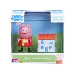 Mô hình mini - Peppa và ngôi nhà búp bê