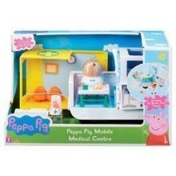 Xe cứu thương di động của Peppa Pig