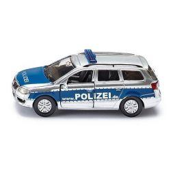 Xe cảnh sát tuần tra Đức