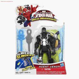Siêu cấp Venom phóng phi tiêu