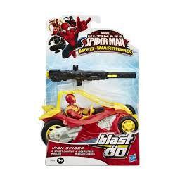 Siêu xe Spiderman Iron