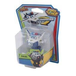 Robot biến hình máy bay mini  - Cảnh Sát Paul