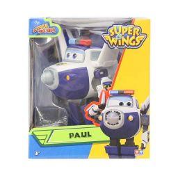 Robot biến hình máy bay cỡ to -  Cảnh Sát Paul