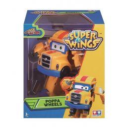 Robot biến hình máy bay cỡ lớn - Poppa khổng lồ