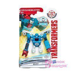 Robot Groundbuster RID phiên bản chiến sĩ sĩ