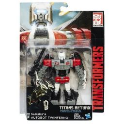 Robot cao cấp AUTOBOT TWINFERNO