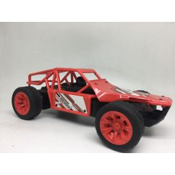 Xe Buggy đỏ