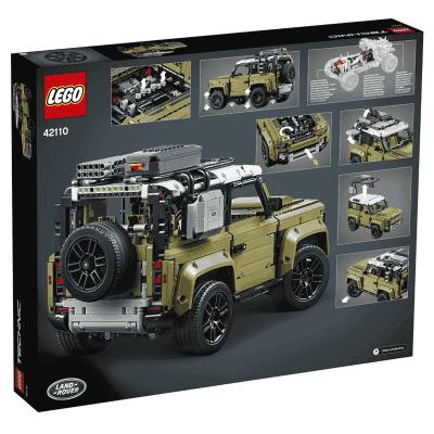 Xe Vượt Địa Hình Land Rover