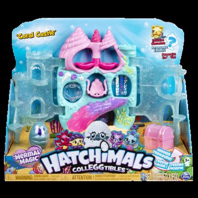 Lâu đài san hô quả trứng Hatchimals S5
