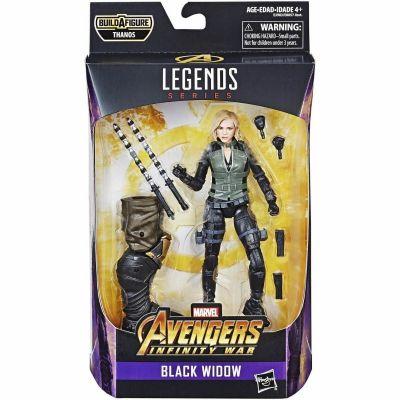 Mô hình Avengers cao cấp 6 Inch Black Widow