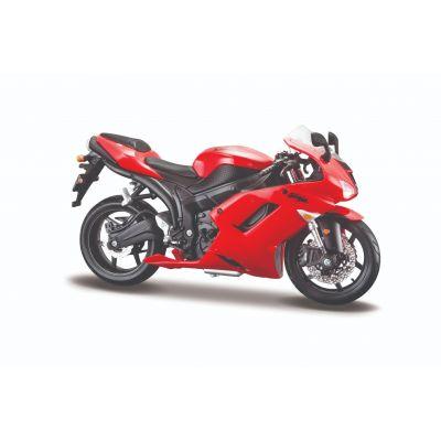 Mô hình xe mô tô 1:12 dòng Kawasaki Ninja ZX-6R
