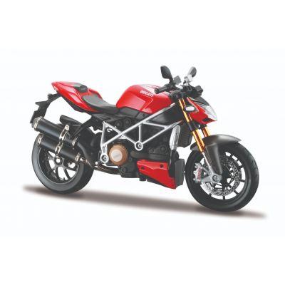 Mô hình xe mô tô 1:12 dòng Ducati Mod. Streetfighters